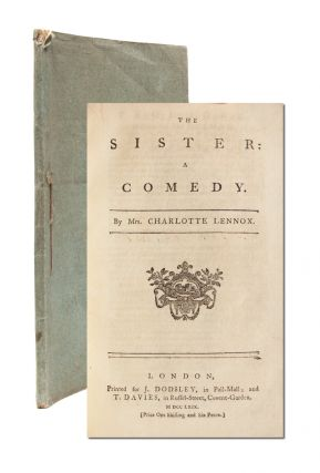 Image 1 of 6 for The Sister: A Comedy
