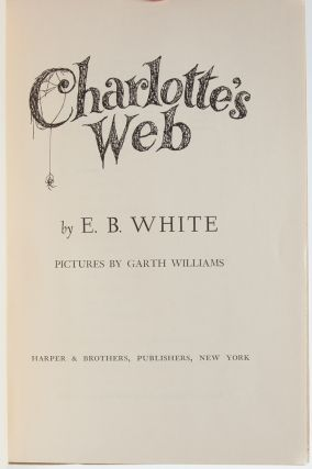 Image 6 of 9 for Charlotte's Web