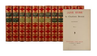 Image 1 of 4 for Novels of the Sisters Bronte (in 12 vols