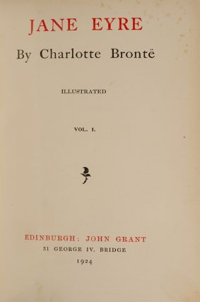 Image 3 of 4 for Novels of the Sisters Bronte (in 12 vols