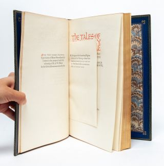 The Works of Geoffrey Chaucer