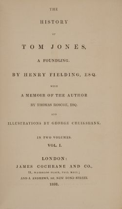 Image 3 of 4 for The History of Tom Jones (in 2 vols