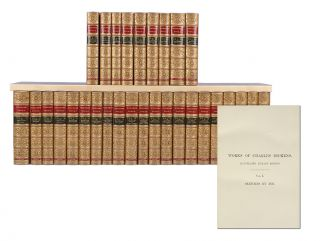 Image 1 of 4 for The Works of Charles Dickens (in 30 vols