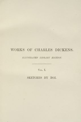 Image 3 of 4 for The Works of Charles Dickens (in 30 vols