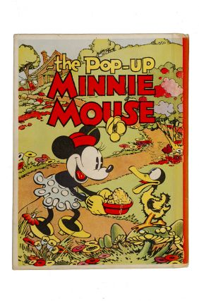 "Image 1 of 3 for The ""Pop-up"" Minnie Mouse"