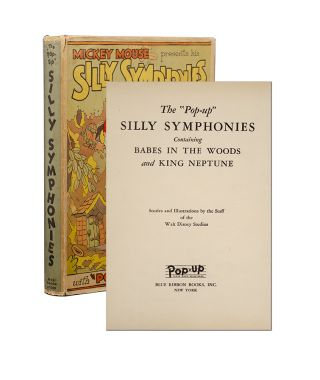 Image 1 of 5 for The Pop-up Silly Symphonies