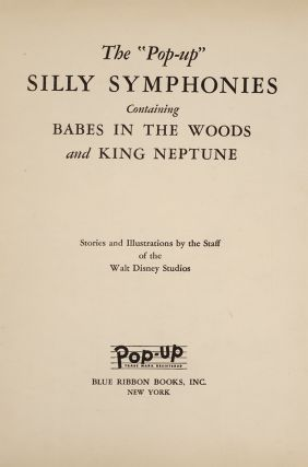 Image 3 of 5 for The Pop-up Silly Symphonies