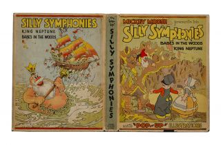 Image 4 of 5 for The Pop-up Silly Symphonies