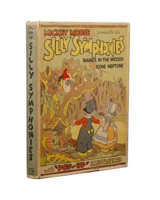 Image 5 of 5 for The Pop-up Silly Symphonies