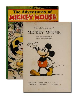 Image 1 of 5 for The Adventures of Mickey Mouse