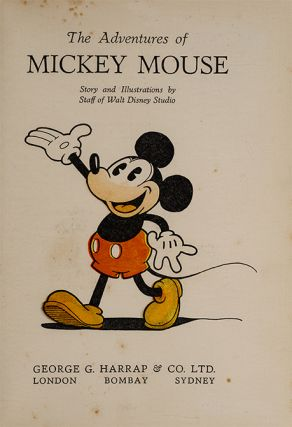 Image 3 of 5 for The Adventures of Mickey Mouse