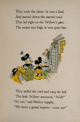 Image 3 of 4 for The Adventures of Mickey Mouse. Book Number 2