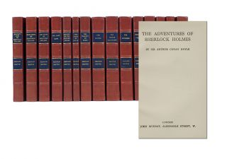Image 1 of 3 for [Collection of Sherlock Holmes Novels] (15 of 18 volumes