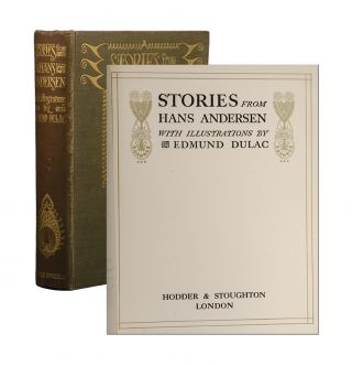 Image 1 of 4 for Stories from Hans Andersen