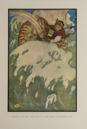 Image 4 of 4 for Fairies I Have Met. Illustrated in Colour by Edmund Dulac