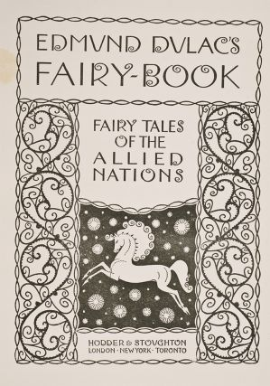 Image 2 of 4 for Edmund Dulac's Fairy-Book. Fairy Tales of the Allied Nations