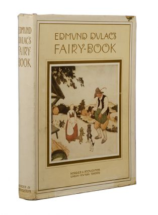 Image 4 of 4 for Edmund Dulac's Fairy-Book. Fairy Tales of the Allied Nations