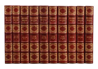 The Novels of Henry Fielding