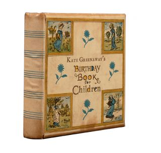 Image 1 of 4 for Kate Greenaway's Birthday Book for Children
