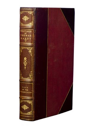 The Writings of Tomas Hardy in Prose and Verse. With Prefaces and Notes (in 21 volumes)