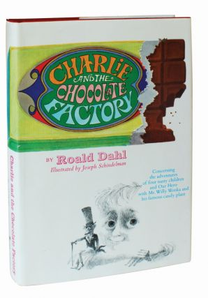 Image 1 of 1 for CHARLIE AND THE CHOCOLATE FACTORY