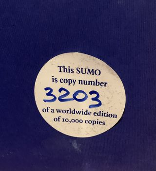 Sumo (Signed Limited)