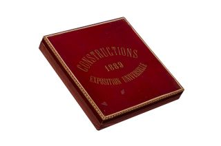 Image 1 of 3 for Constructions Exposition Universelle 1889