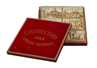 Constructions Exposition Universelle 1889