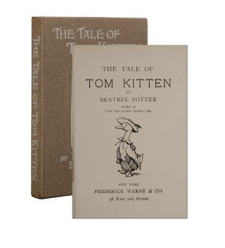 Image 1 of 5 for The Tale of Tom Kitten