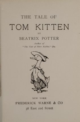 Image 3 of 5 for The Tale of Tom Kitten
