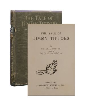 Image 1 of 4 for The Tale of Timmy Tiptoes