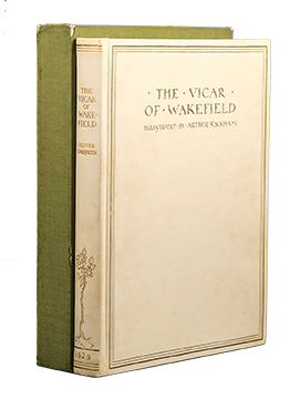 The Vicar of Wakefield (Signed Limited)