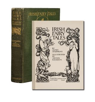 Image 1 of 4 for Irish Fairy Tales