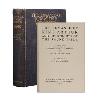 Image 1 of 4 for The Romance of King Arthur and His Knights of the Round Table