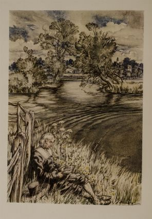 Image 4 of 4 for The Compleat Angler or the Contemplative Man's Recreation