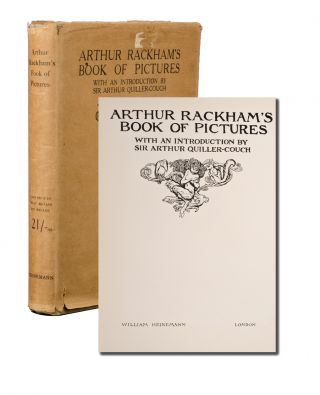 Image 1 of 5 for Arthur Rackham's Book of Pictures