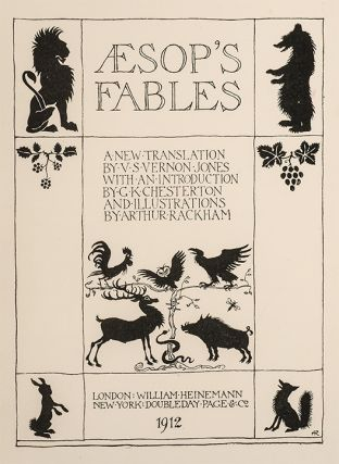 Image 4 of 6 for Aesop's Fables