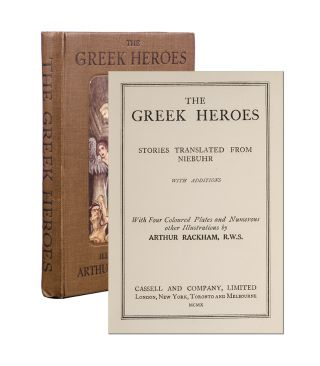 Image 1 of 4 for The Greek Heroes