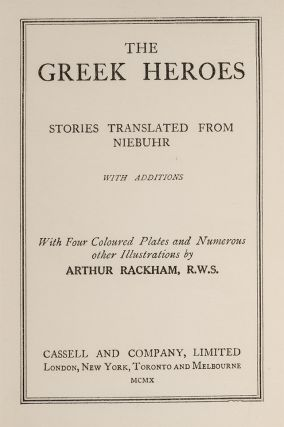 Image 2 of 4 for The Greek Heroes