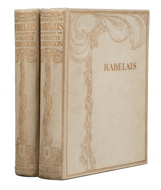 The Works of Mr. Francois Rabelais (in 2 vols)