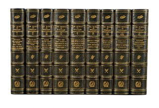 The Works of Shakespeare (in 9 vols)