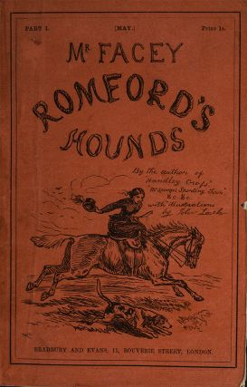 Mr. Facey Romford's Hounds (in parts)