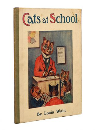 Image 4 of 4 for Cats at School