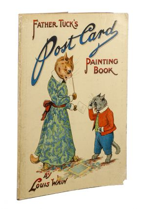 Image 1 of 2 for Father Tuck's Post Card Painting Book