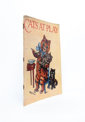 Image 1 of 4 for Cats at Play