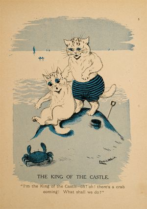 Image 3 of 4 for To Nursery Land with Louis Wain