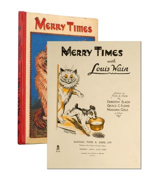 Image 1 of 4 for Merry Times with Louis Wain