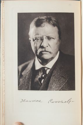 The Works of Theodore Roosevelt (Signed Limited Edition in 24 vols.)