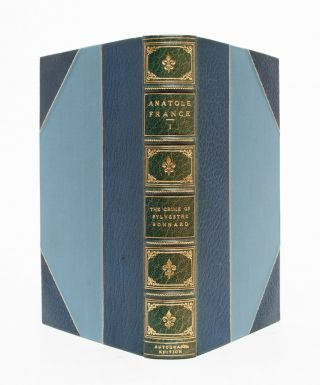 The Works of Anatole France (Signed Limited Edition in 30 vols.)