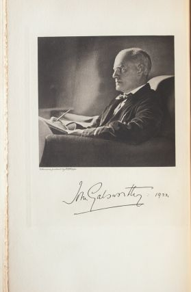 Image 7 of 8 for The Works of John Galsworthy (Signed Limited Edition in 30 vols